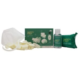 Desinfektion - Armor London Safety First Protective Kit